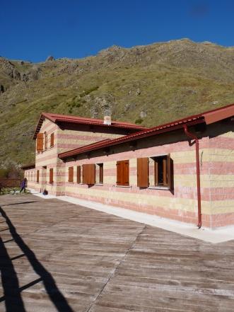 terrazza e rifugio